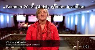 Christy Wimber