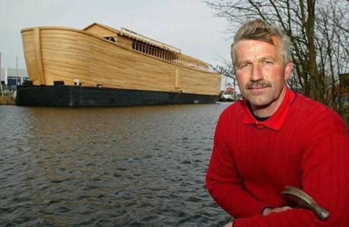 Johan Huibers ark