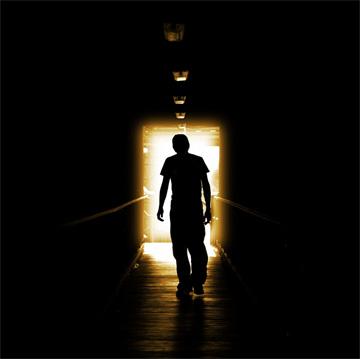 Walk dark light 5