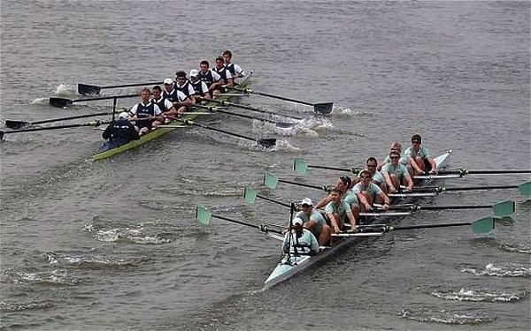Boat race 2011