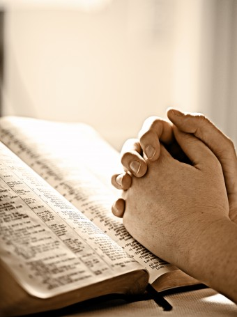 Model prayer