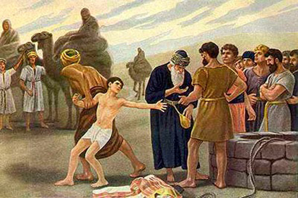 Joseph sold
