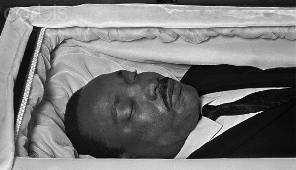 Martin Luther King Jr Dead Pictures Back to basics:...