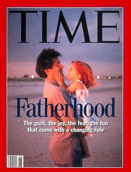 Time magazine Fatherhood
